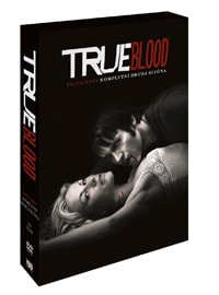 True Blood - Pravá krev 2. série (5 DVD)
