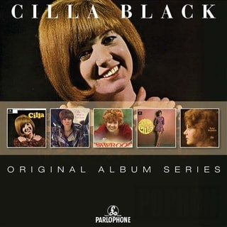 Cilla Black - Original Album Series, CD