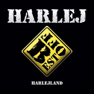 Harlej - Harlejland - Best Of, CD