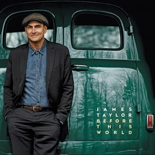 James Taylor - Before This World, CD