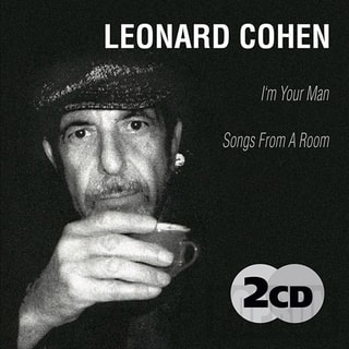 Leonard Cohen - I'm Your Man / Songs From a Room, CD