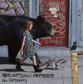 Red Hot Chili Peppers - The Getaway, CD