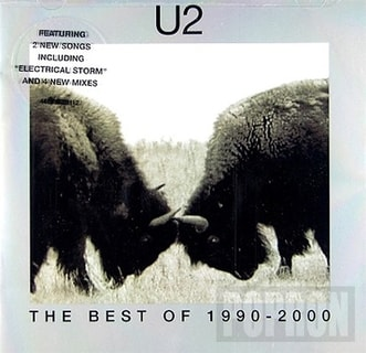 U2 - The Best of 1990 - 2000, CD