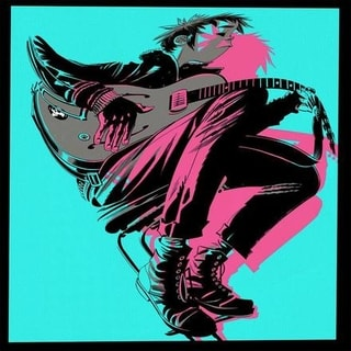 Gorillaz : The Now Now, CD