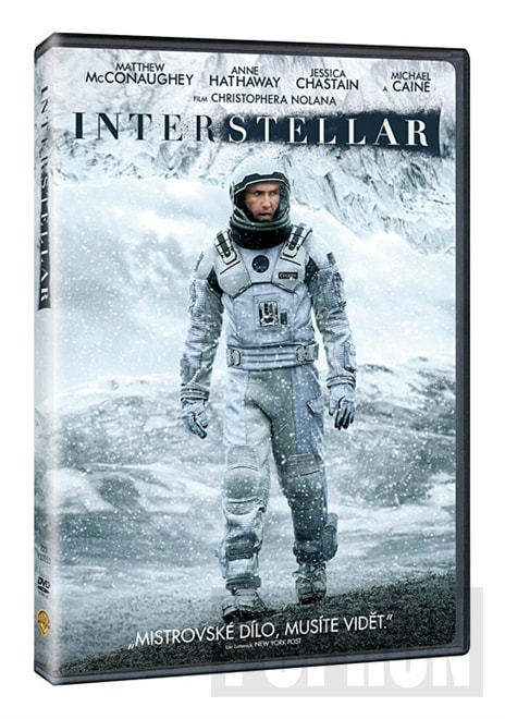 Interstellar, DVD