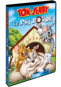 Tom a Jerry: Ve psí boudě, DVD