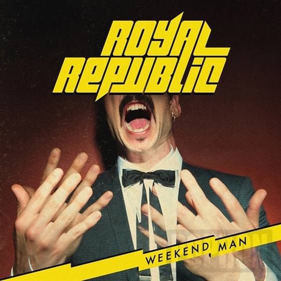 Royal Republic - Weekend Man, CD