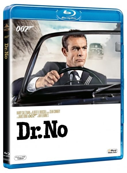 Dr. No, Blu-ray