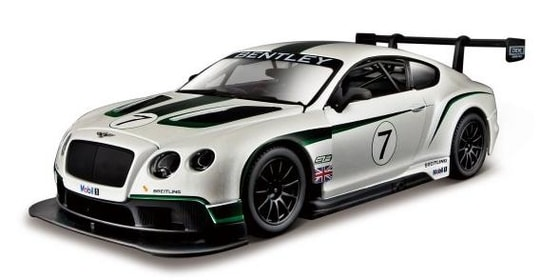 Bburago Bentley Continental GT3 1:24 Race