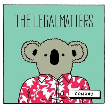 Legal Matters, The - Conrad, CD