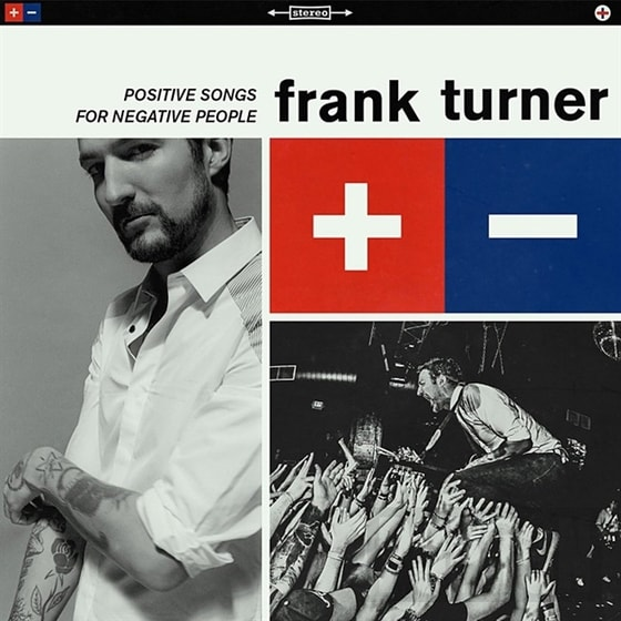 Frank Turner - Positive Songs For Negative People (Deluxe Edition, CD