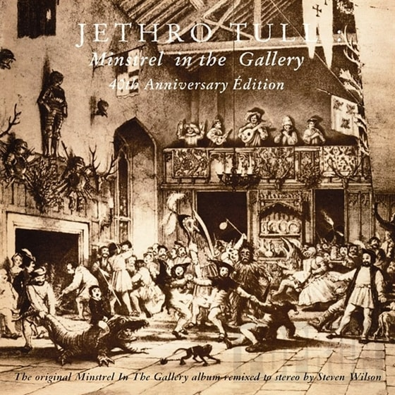 Jethro Tull - Minstrel In The Gallery (40th Anniversary Edition), CD