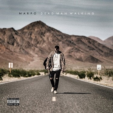 Marpo : Dead Man Walking, CD