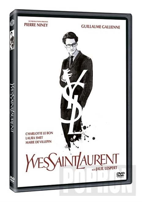 Yves Saint Laurent, DVD