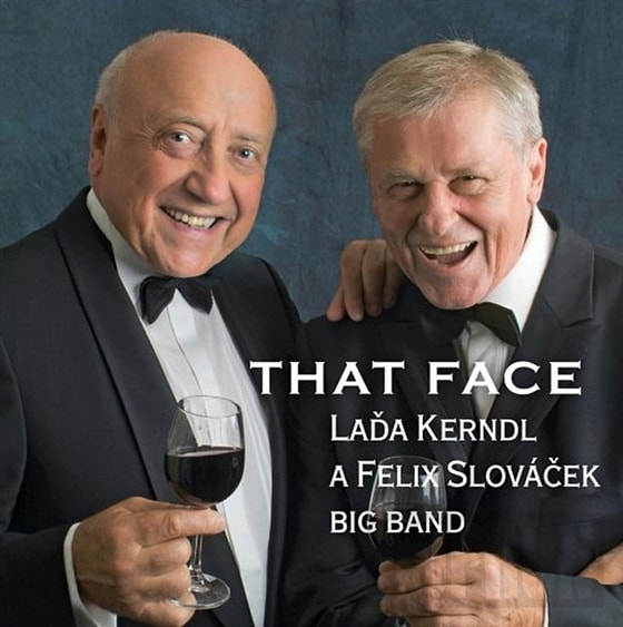 L. Kerndl/Felix Slováček Big Band - That Face, CD