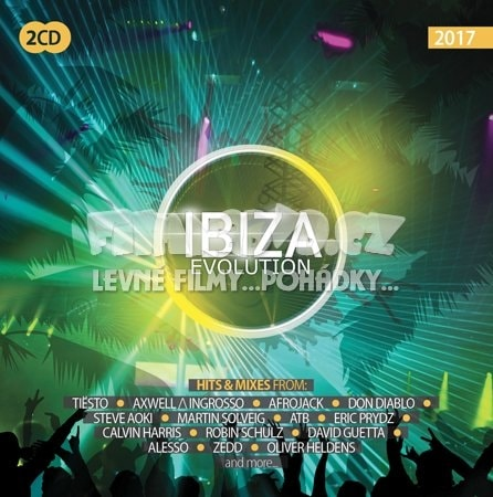 Ruzni/pop Intl Ibiza Evolution 2017, CD