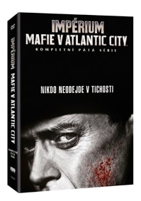 Impérium-Mafie v Atlantic City 5.série 3DVD