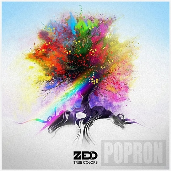 Zedd - True Colors, CD