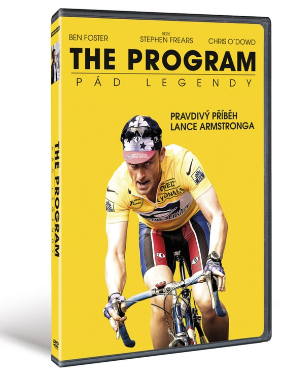 The Program: Pád legendy, DVD