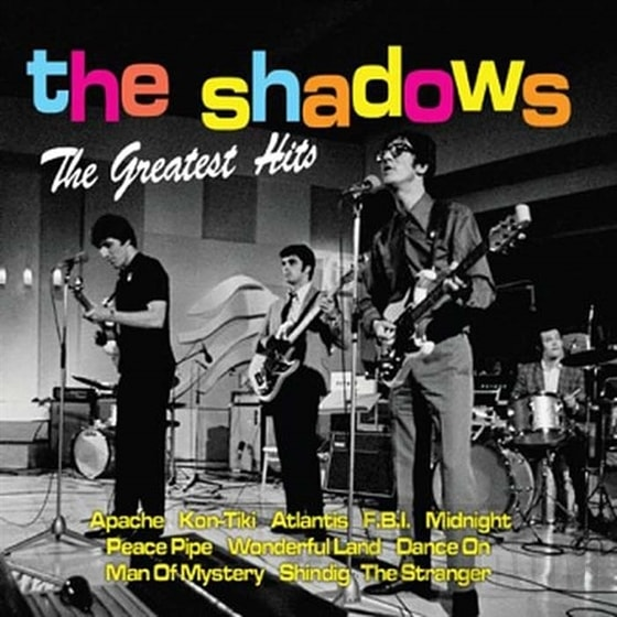 The Shadows - Greatest Hits, CD