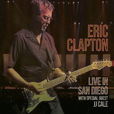 Clapton Eric - Live In San Diego With Special Quest J J Cale, 2CD