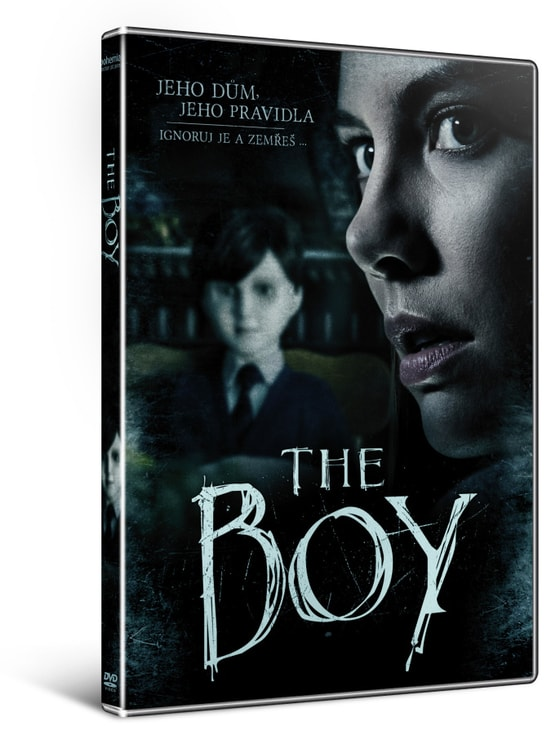 The Boy,DVD