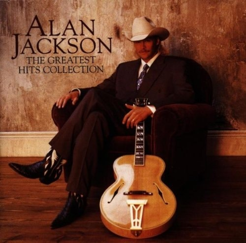 Alan Jackson - Greatest Hits Collection, CD