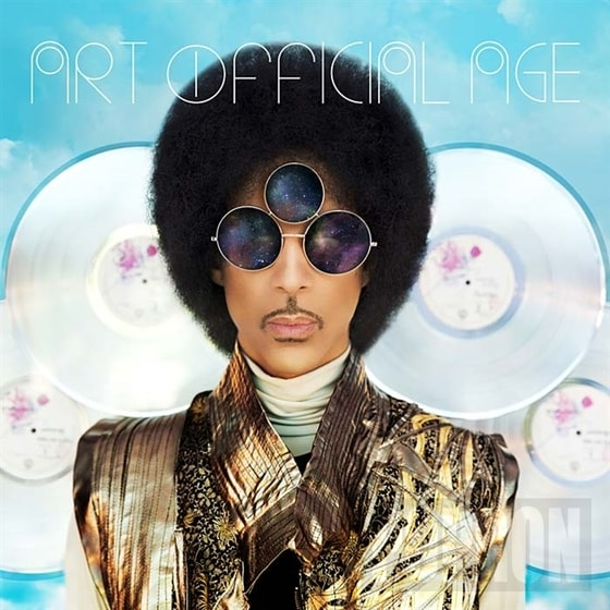 Prince - Art Official Age, CD