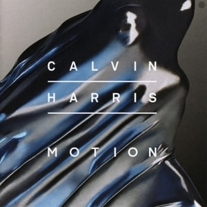 Calvin Harris-Motion,CD