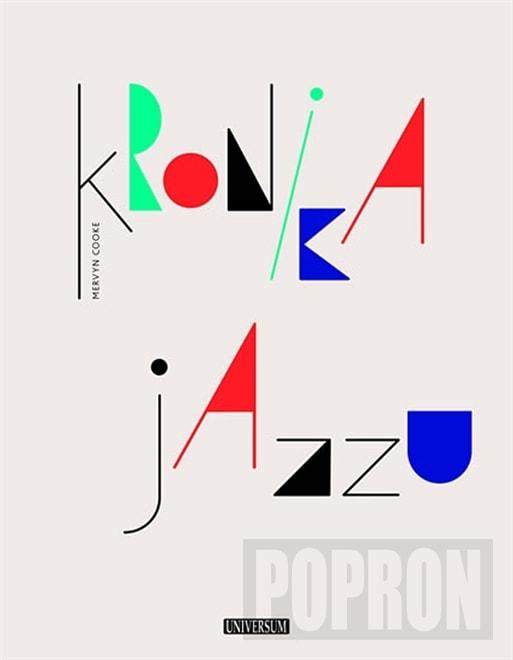 Popron.cz - Mervyn Cooke - Kronika jazzu 5e381fd93b