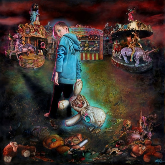 Korn - The Serenity In Suffering, CD