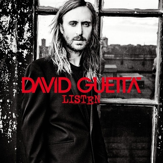 David Guetta - Listen (Deluxe Edition), CD
