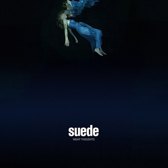 Suede - Night Thoughts, CD