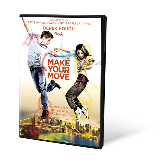 Make Your Move, DVD
