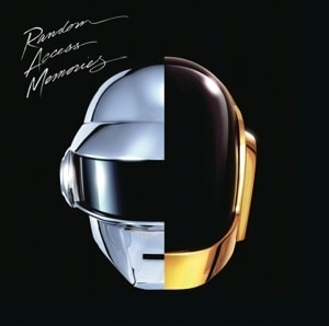 Daft Punk-Random Access Memories, CD
