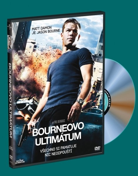 Bourneovo ultimátum, DVD