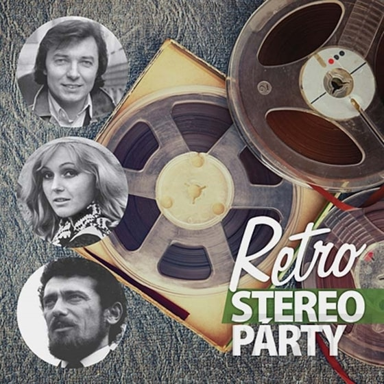Různí - Retro-stereo party 60.léta, 2 CD
