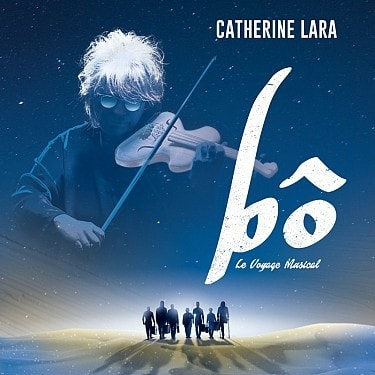 Lara, Catherine : Bo, Le Voyage Musical, CD