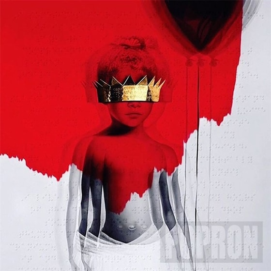 Rihanna - Anti, CD