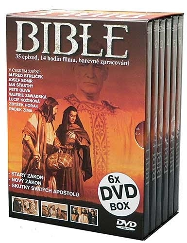 Bible (6DVD BOX), DVD