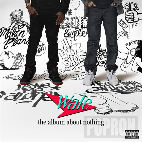 Wale - The Album About Nothing, CD