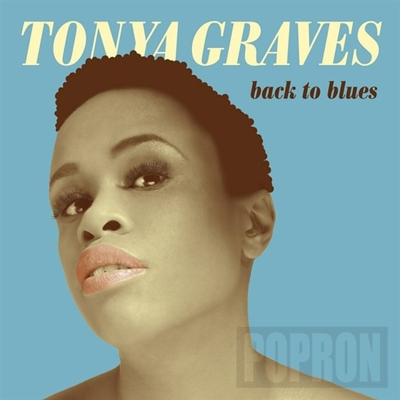 Tonya Graves - Back to blues, CD