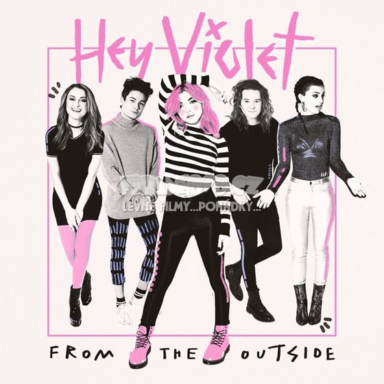 Hey Violet - From The Outside, CD
