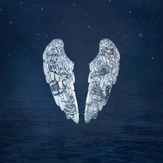 Coldplay - Ghost Stories, CD