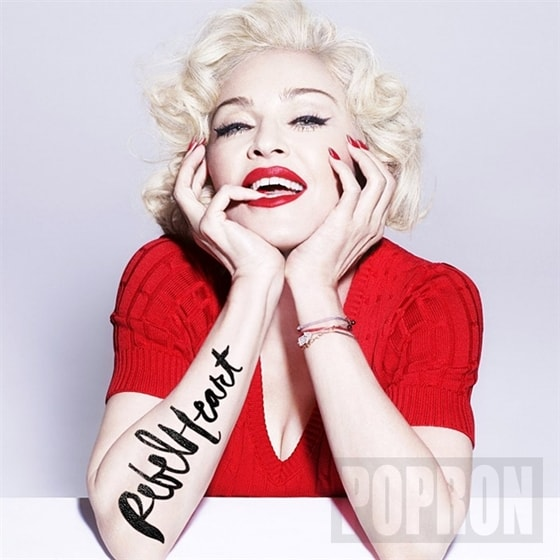 Madonna - Rebel Heart, CD