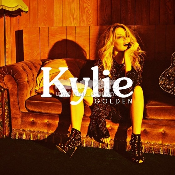 Minogue Kylie : Golden (deluxe), CD