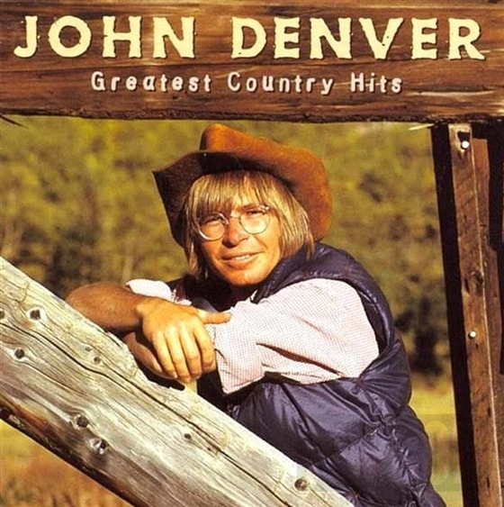John Denver - Greatest Country Hits, CD