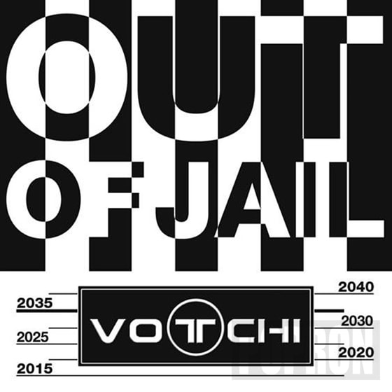 Votchi - Out Of Jail, CD