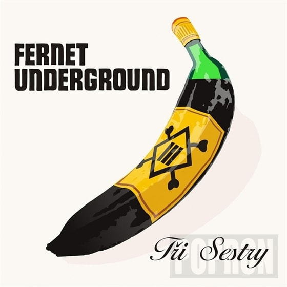 Tři Sestry - Fernet Underground (deluxe edition), CD
