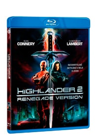 Highlander 2 - Renegade Version, BD